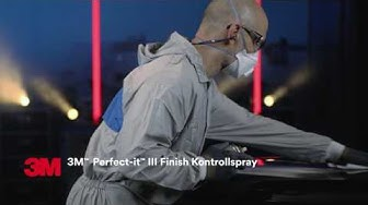 Anleitung: Auto polieren mit 3M™ Perfect-it™ III Famous Finish Poliersystem