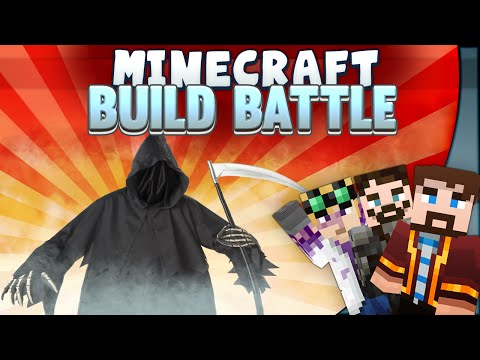 Minecraft - Build Battle - Chubby Grim Reaper