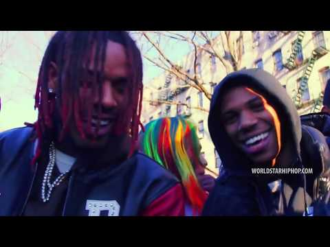 6IX9INE - KEKE (On The Regular) ft. Fetty Wap A Boogie , (OFFICIAL VIDEO) (PUSH!! SUBCRIBE!! )