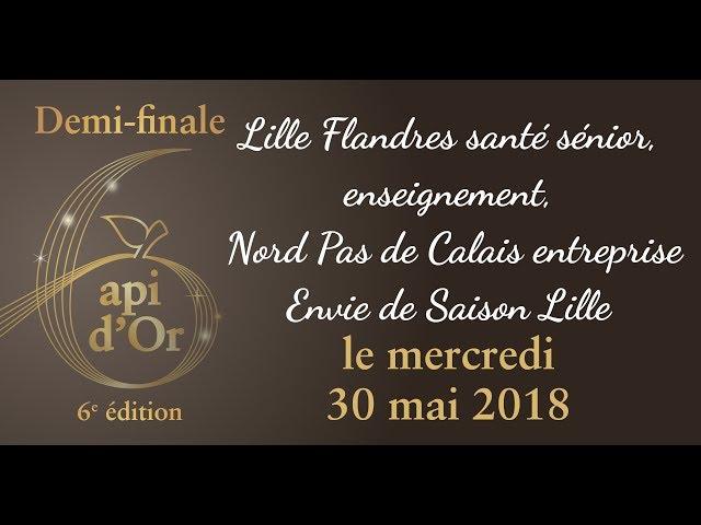 04. Demi-finale Api d'Or Amentières