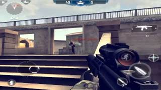 Modern Combat 4: Conker vs Breisc4r +1 (2vs1) HD
