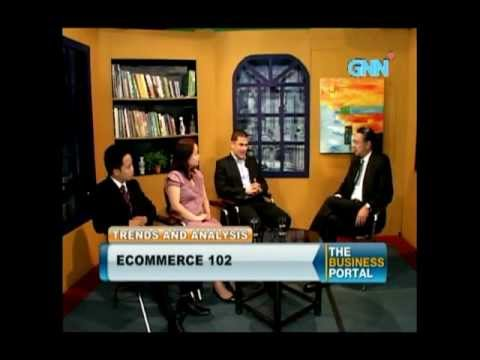 Part1/3 Ecommerce102 TV Guesting @ Global News Network - Interviewed by Toti Casiño