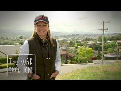 The Road Back Home - Pip Courtney: Launceston, TAS