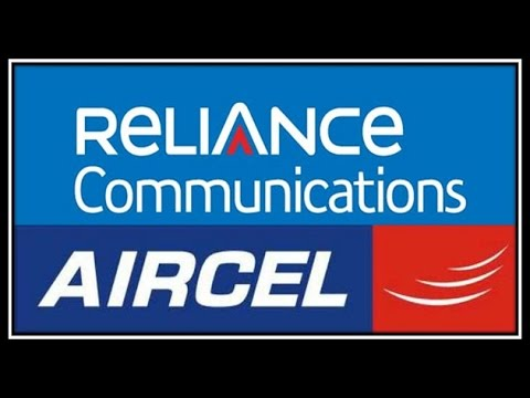 Reliance Com Aircel merger creates 3rd largest telecom company