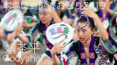 本場徳島阿波おどり・娯茶平_藍場浜演舞場_20190813 Awaodori in Tokushima Japan