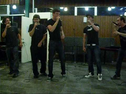 Backstreet Boys - I Want It That Way (Karaoke) ELSS 2010 (Spring)