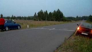 Виктор 2108 vs 2112 купе, Кострома