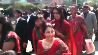 Гуляем на непальской свадьбе