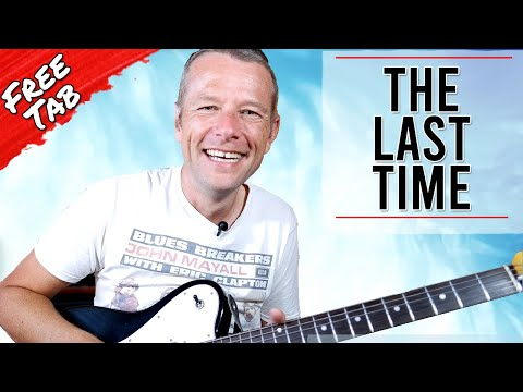 Rolling Stones - Last Time : Guitar Lesson