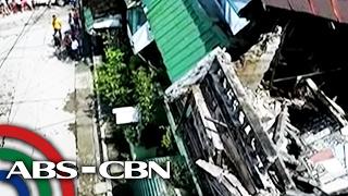 TV Patrol: Lodge sa Surigao City, gumuho
