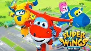 Super Wings : Jett Run Android Gameplay #1 - New Characters Jett