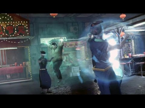 Sleeping Dogs - Nightmare in North Point Trailer thumbnail