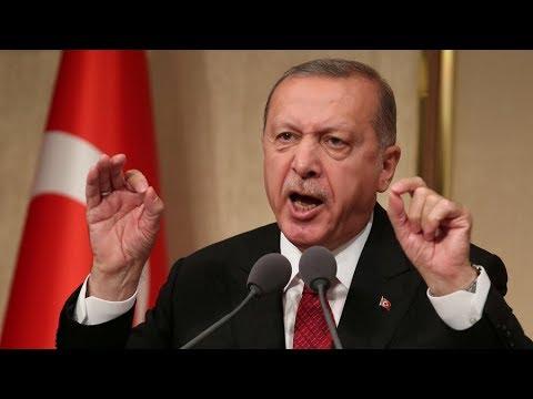 Erdogan speaks on Jamal Khashoggi death probe (FULL VIDEO)