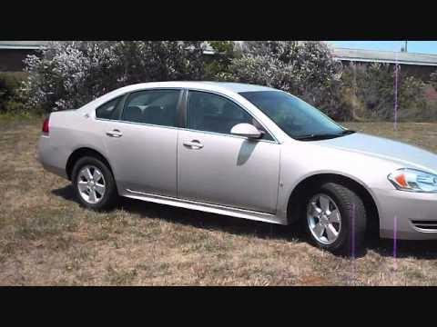 Chevy impala 2009 lt