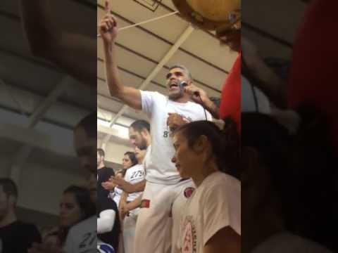 Música: Eu queria ter o dom - Gesso Capoeira