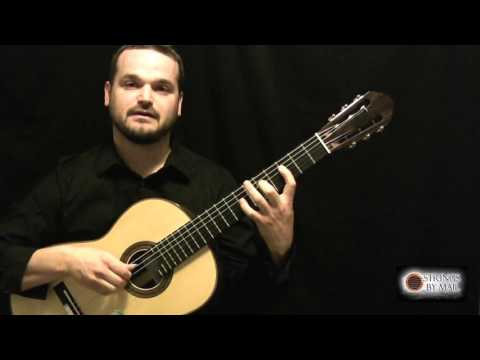 Fluid Approach To Fast Scales II - Strings By Mail Lessonette | Matt Palmer