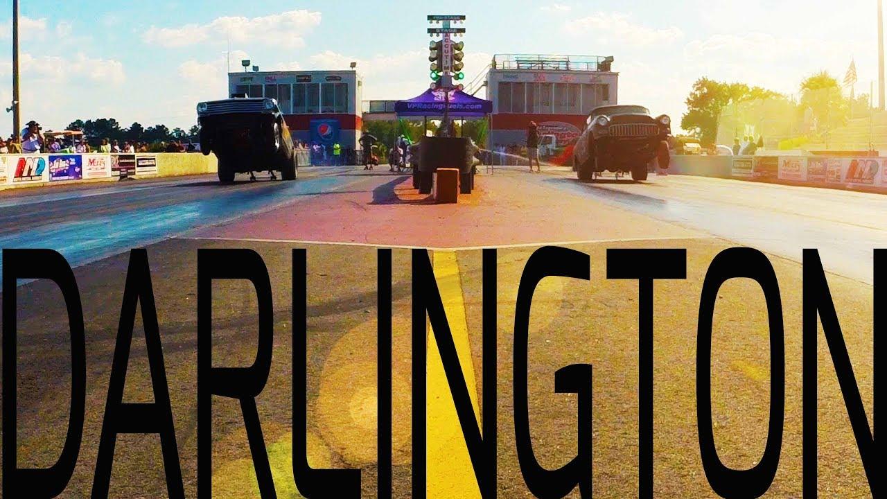 #7 Southeast Gassers OFFICIAL Race Recap Darlington, SC Event 9-23-17