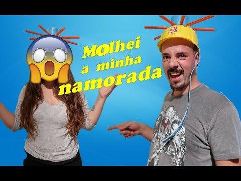 MOLHEI A MINHA NAMORADA!!!