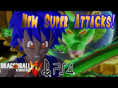 Dragon Ball: XV - Wishing New Super Attacks