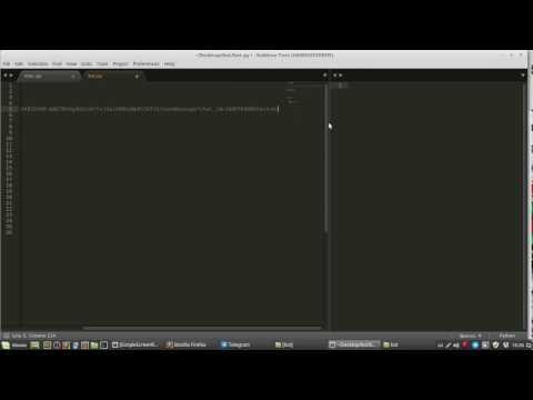 Пишем Telegram бота на Python 3