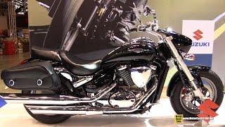 2015 Suzuki Intruder M800 - Walkaround - 2014 EICMA Milan Motorcycle Exhibition