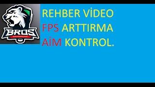 BATTLEFIELD 4 REHBER VIDEOSU 2.BÖLÜM - FPS ARTTIRMA, AİM ALMA, HİTREG.