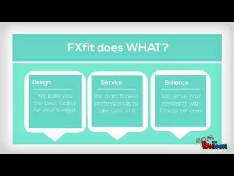 What is FXfit Corporate?