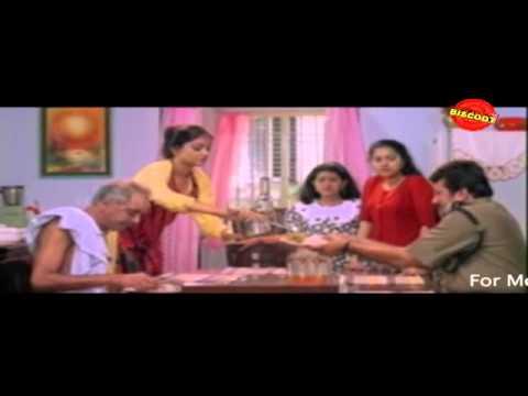 Njangal Santhushtaranu Malayalam Movie Comedy Scene jayaram abhirami and oduvill unnikrishnan