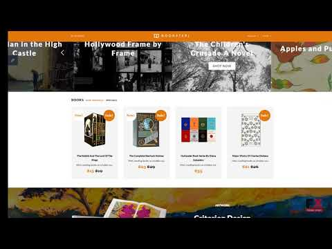 Book Store Responsive OpenCart Template TMT | Free Template  Dave Ado