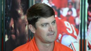 Clemson offense prepares for Auburn environment