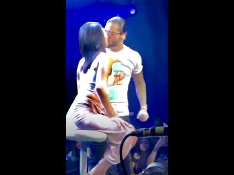 Maluma Fame Tour 2018 In Denver Kisses A Fan! May 4, 2018