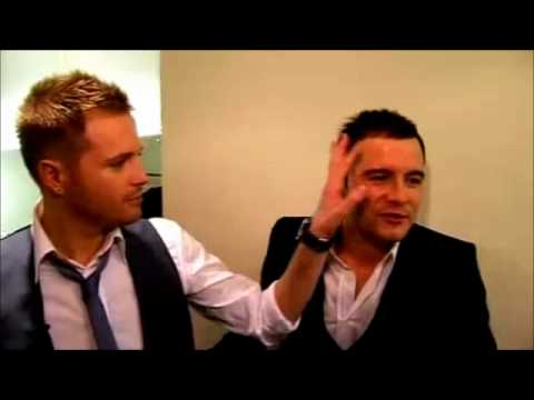 Westlife Funny Moments