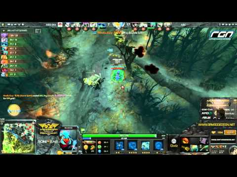 Armaggeddon Grand Slam Asia 2013 - NeoEs.INA VS Team ABC casted by GoDz