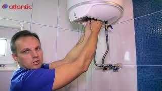 Как почистить водонагреватель Atlantic(, 2016-10-26T11:12:21.000Z)