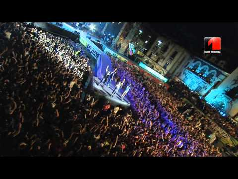 Music Channel - Guess Who & Mitza - Decat sa minti (Live @ RMA 2012)