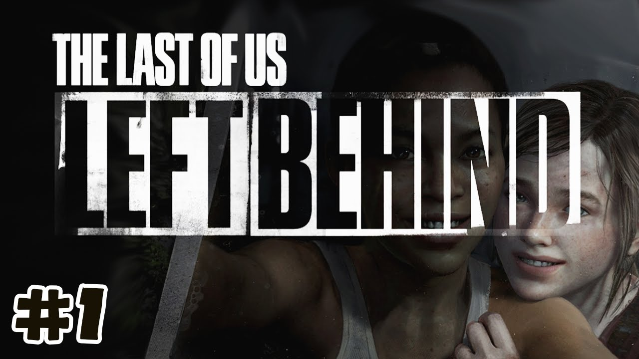 The Last of Us - Left Behind DLC #1 - Pharmacy