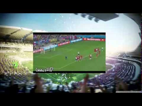 Switzerland vs France 2 - 5  ~ All Goals & HighLights Full Match In HD FIFA World Cup 2014