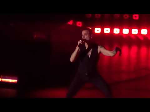 Depeche Mode - Where's The Revolution - live - Hollywood Bowl - Los Angeles CA - October 12, 2017