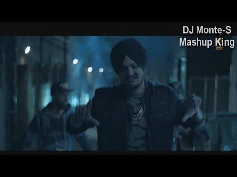 Punjabi Mega Mashup 2017 | Diljit Dosanjh | Mankirt Aulakh | Sidhu Moosewala | Guru Randhawa Etc