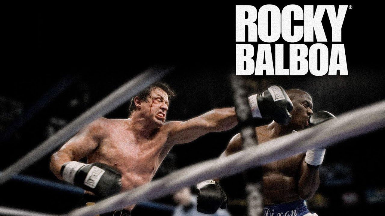 Znalezione obrazy dla zapytania Rocky Balboa (2006)