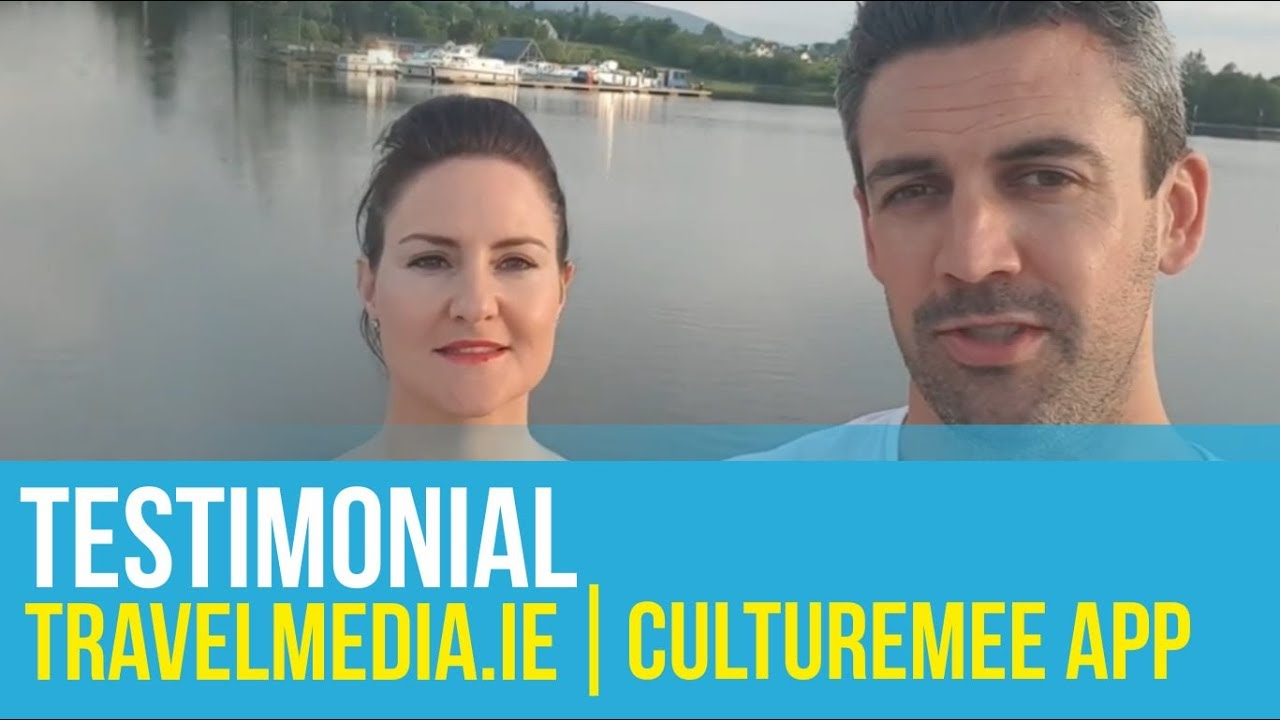CultureMee TravelMedia.ie Video Testimonial