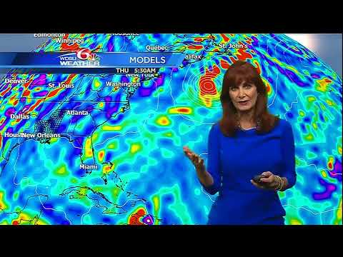 Wednesday Overnight: Changes in the weather