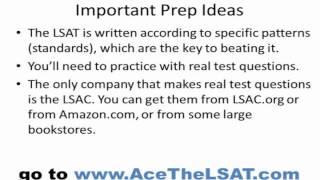 Lsat Prep Tips—an Lsat Test Overview
