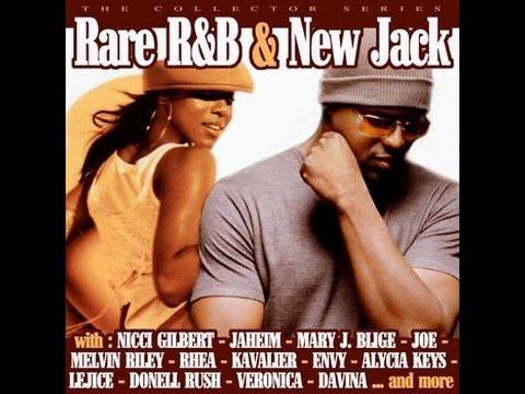 RARE RNB & NEW JACK 1