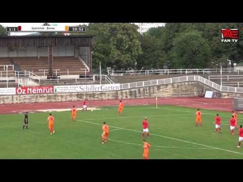 Partie: Dresdner Sportclub 1898 - SC Borea Dresden