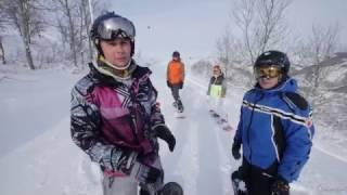 Школа сноуборда| Сезон 9 урок 6| Фрирайд. Часть 2