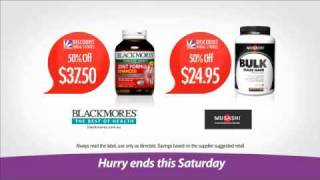 Discount Drug Stores Vitamin Sale 2011