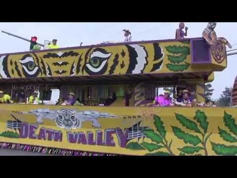 Mardi Gras Houma La 2015