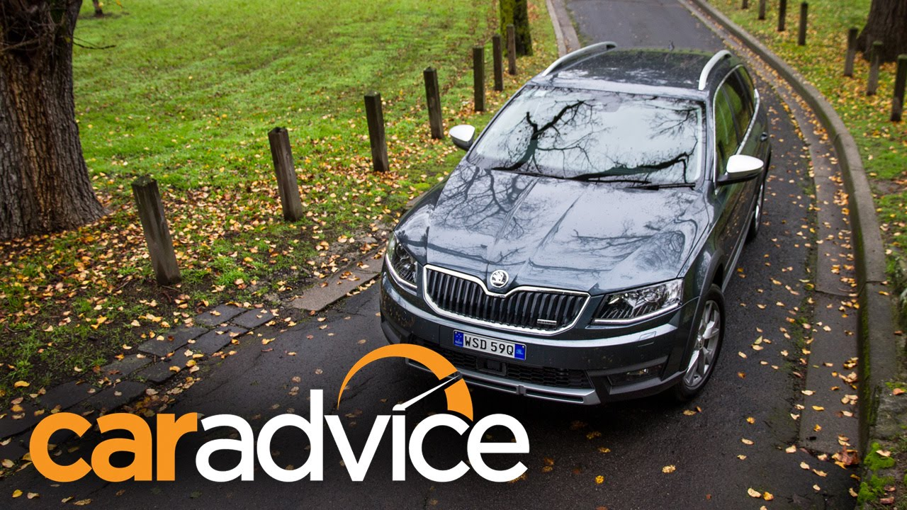 2016 Skoda Octavia Scout Review Youtube