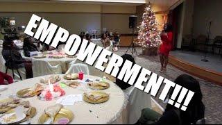 Vlogmas Day 4 | EMPOWERMENT!!! - Ify Yvonne